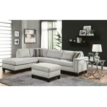 Mason Casual Blue Grey Sofa