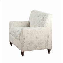 Norah Traditional Oatmeal Chair
