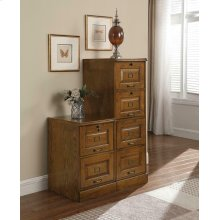 Palmetto Four-drawer File Cabinet