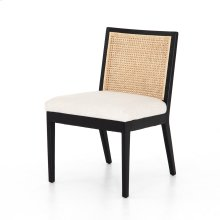 Antonia Cane Armless Dining Chair