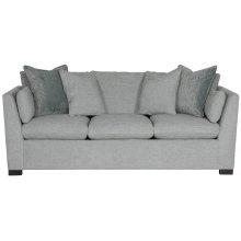 """Serenity Short Sofa (42-1/2"""" D) in Mocha (751)"""