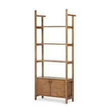 Two Door Configuration Teddy Bookshelf