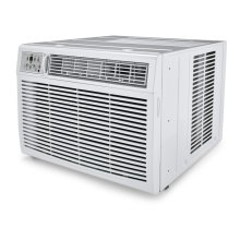 25,000 BTU 230V Window Air Conditioner with Heat