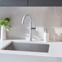 Studio S Pull-Down Bar Faucet  American Standard - Polished Chrome