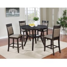 Cory 5 Pc Counter Height Pub Set