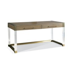 Argon Acrylic Writing Desk