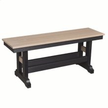 """44"""" Dining Bench (Dining Height)"""