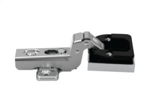 European Glass Door Hinge (inset) Product Image
