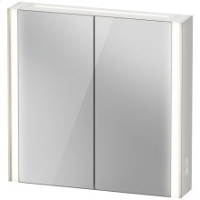 Mirror Cabinet, Led Module 2700 - 6500 Kelvin Light Color, 57 Wattchampagne Matte