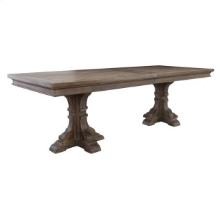 """Maisie Extensional Dining Table 96-114"""""""