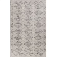 Farmhouse 3212 Grey Boho 5' X 7'7""