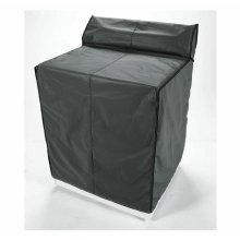 Top Load Washer/Dryer Cover - Gray - Other