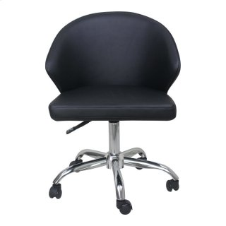 Albus Swivel Office Chair Black