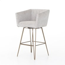Bar Stool Size Rooney Swivel Bar + Counter Stool
