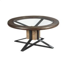 Junction Compass Cocktail Table