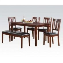 6pc Pk Dining Set