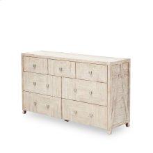 Geo 7 Drawer Dresser