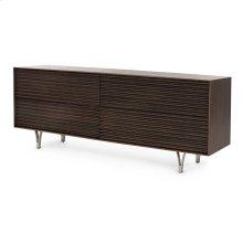 Hall 4 Drawer Dresser-coco
