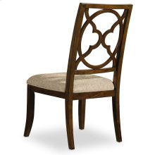 Dining Room Skyline Fretback Side Chair