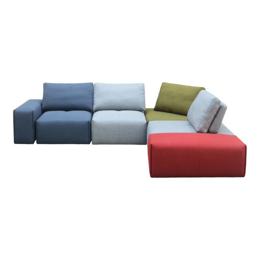 Nathaniel Modular Sectional Multicolor
