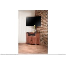 2 Door Corner TV-Stand