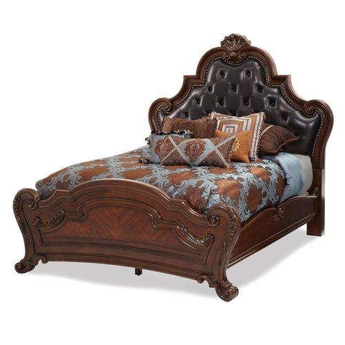 Eastern King Mansion Bed