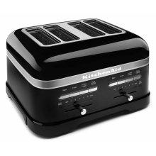 Pro Line® Series 4-Slice Automatic Toaster Onyx Black