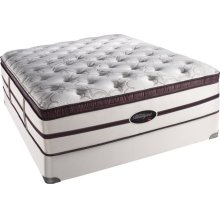 Beautyrest - Elite - Chrisette - Level 200 - Plush - Summit Top - Queen