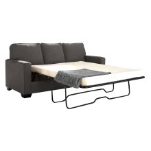 Zeb Full Sofa Sleeper - Charcoal