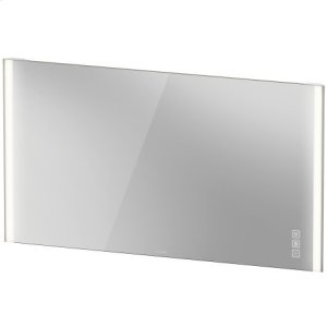 Mirror With Lighting, Led Module 2700 - 6500 Kelvin Light Color, 72 Wattchampagne Matte