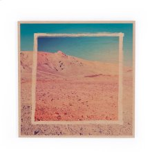 Desert Space By Coup D'esprit Wood Box-m