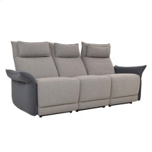 Aiden Recliner Sofa Two Tone