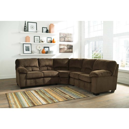DAILEY - CHOCOLATE COLLECTION - Sectional Package