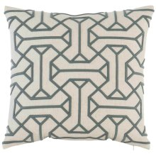 "Luxe Pillows Urban Tiles (22"" x 22"")"