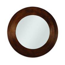Casa Bella Reeded Mirror Sierra Finish