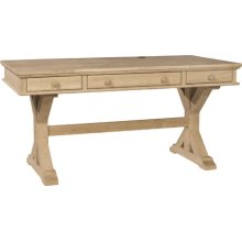 OF-64T_OF-64C Executive Desk Top with Canyon Base