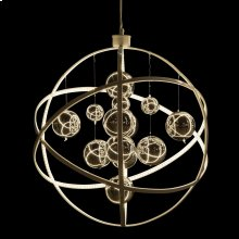 Planetary LED Chandelier Small