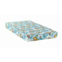 Balloon Blue Patterned Full Mattress Product Image