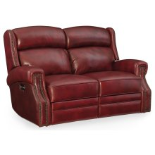Living Room Carlisle Power Motion Loveseat w/ Power Headrest