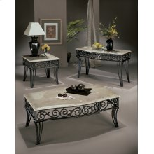 Sofa Table/challene/two-tone