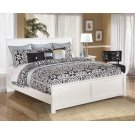 Bostwick Shoals - White 3 Piece Bed Set (King) Product Image