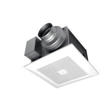 WhisperGreen Select One Fan - Multiple IAQ Solutions, 50-80-110 CFM