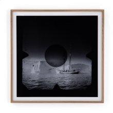 Set Sail By Annie Spratt Framed Paper-ve