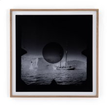 Set Sail By Annie Spratt Framed Paper-ve
