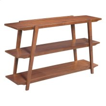 Graham Console Table Walnut