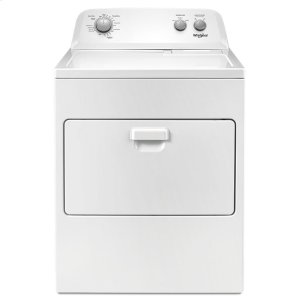 7.0 cu. ft. Top Load Electric Dryer with AutoDry Drying System Product Image