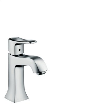 Chrome Single-Hole Faucet 100 with Pop-Up Drain, 1.2 GPM Product Image