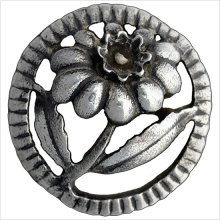 Metal Deco Flower