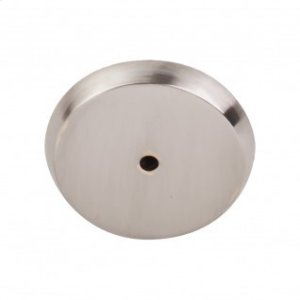 Aspen II Round Backplate 1 3/4 Inch - Brushed Satin Nickel Product Image