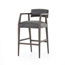 Bar Stool Size Chaps Leather Cover Tyler Bar + Counter Stool